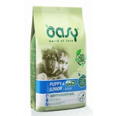 OASY PUPPY & JUNIOR LARGE BREED - 3kg