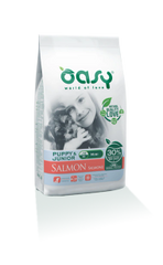 OASY PUPPY & JUNIOR MINI SALMON - 2.5kg