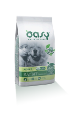OASY ADULT DOG ALL BREEDS RABBIT - 2.5kg