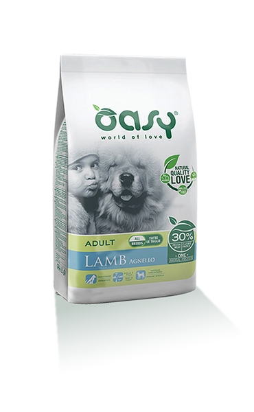 OASY ADULT ALL BREEDS LAMB - 2.5kg