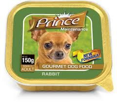 PRINCE SMALL ADULT RABBIT 150gr