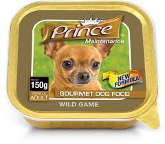 PRINCE SMALL ADULT WILD GAME 150gr