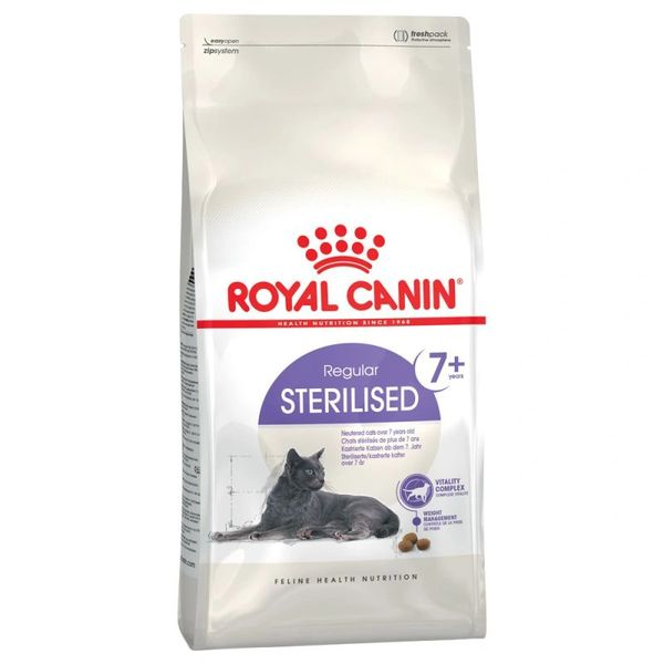 ROYAL CANIN REGULAR STERILSED 7+ yrs - 1.5kg