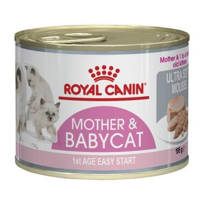 MOTHER & BABY CAT ULTRA SOFT MOUSSE