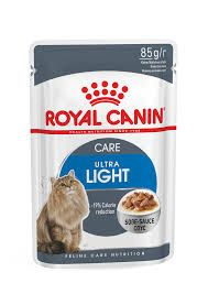 ROYAL CANIN ULTRA LIGHT (Gravy) 85gr