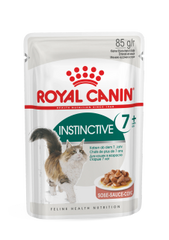 ROYAL CANIN INSTINCTIVE 7+ yrs (Gravy) 85gr