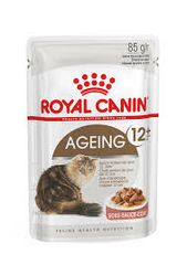 ROYAL CANIN AGEING 12+ yrs (Gravy) 85gr
