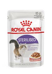 ROYAL CANIN STERILISED (Pate) 85gr x 12