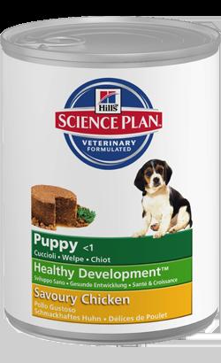 SCIENCE PLAN PUPPY _ CHICKEN 370gr