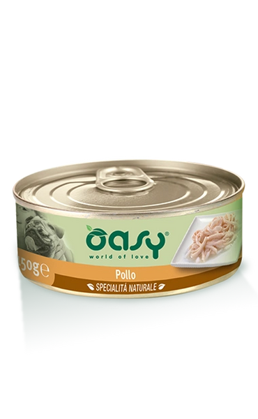 OASY DOG PATE CHICKEN - 150GR