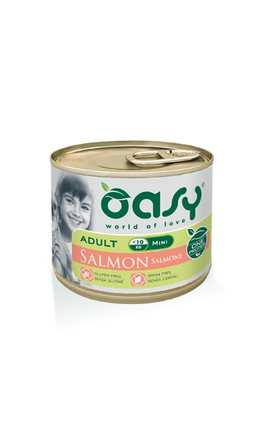 OASY ONE PROTEIN ADULT SALMON