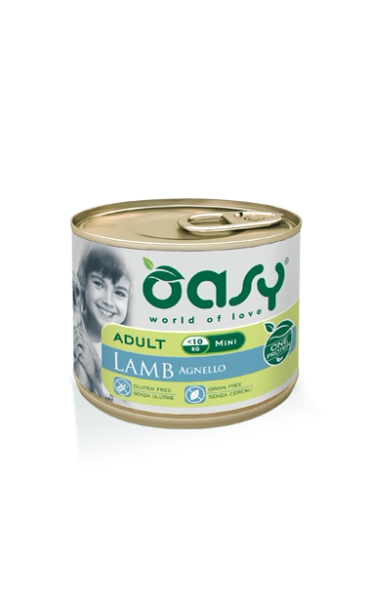 OASY ONE PROTEIN ADULT DOG LAMB