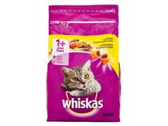 WHISKAS POCKETS WITH CHICKEN +1yrs