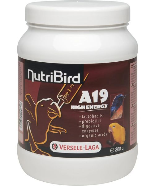 VERSELE LAGA NUTRI BIRD A19 HIGH ENERGY