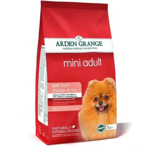 ARDEN GRANGE MINI ADULT CHICKEN 2KG