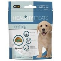 VETIQ HEALTHY TREATS TEETHING - 50gr