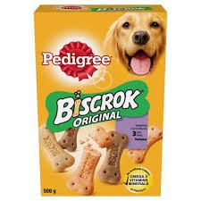PEDIGREE BISCROCK ORIGINAL