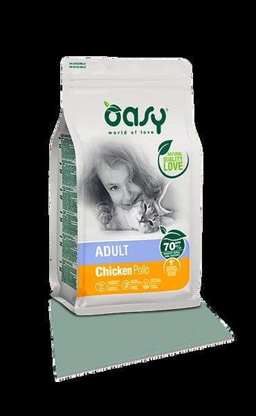 OASY ADULT CAT CHICKEN
