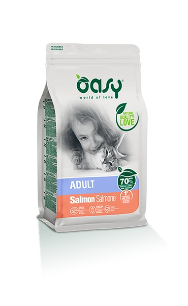 OASY ADULT CAT SALMON