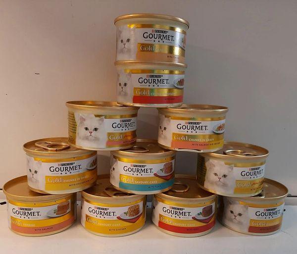 GOURMET TINS - 85 gr