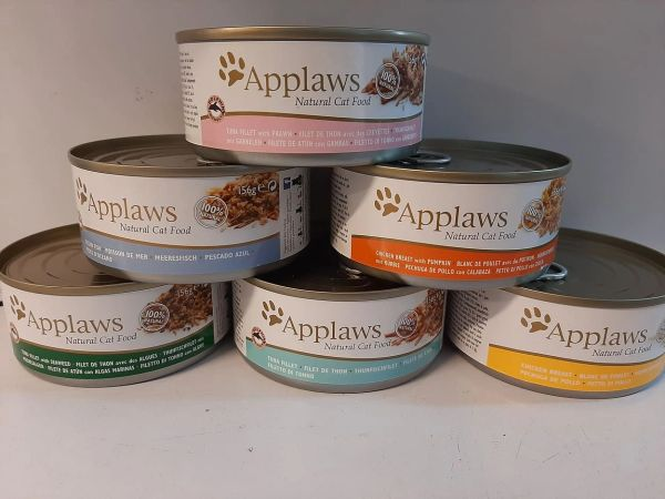 APPLAWS TINS - 156gr