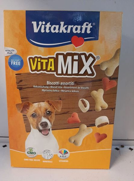 VITAKRAFT MIX (ASSORTED BISCUITS) 400gr