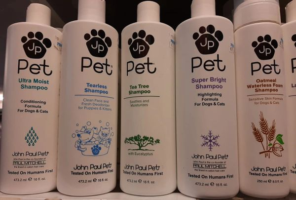 J P Pet (Shampoos and Conditioners)