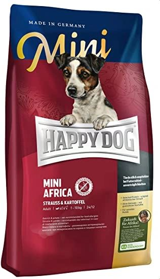 HAPPY DOG MINI AFRICA 1 -10kg - 1kg