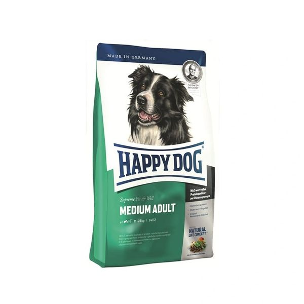 HAPPY DOG MEDIUM ADULT 11 - 25Kkg - 1kg