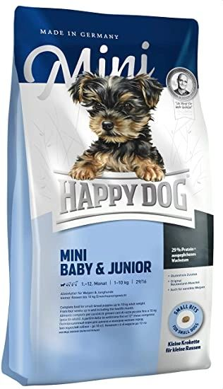 HAPPY DOG MINI BABY AND JUNIOR 1 - 12 months