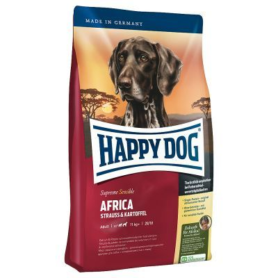 HAPPY DOG AFRICA ADULT +11KG - 1kg