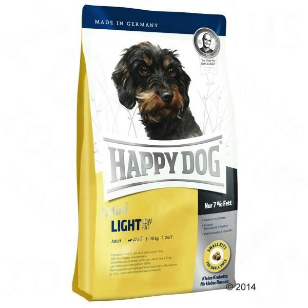 HAPPY DOG MINI LIGHT ADULT 1 - 10kg
