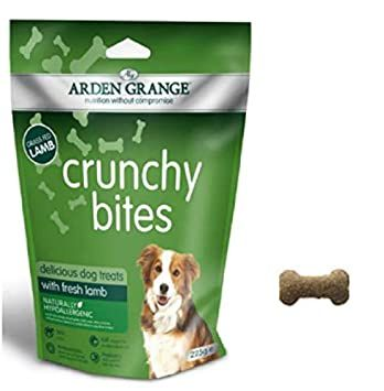 ARDEN GRANGE CRUNCY BITES - grass fed Lamb (235gr)