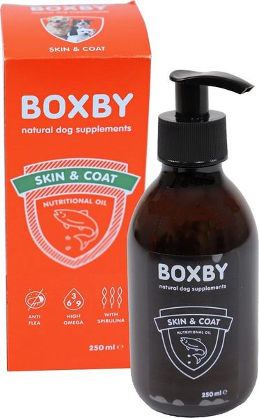 BOXBY SKIN AND COAT CARE (250ml)