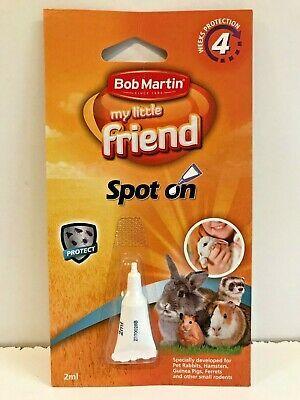 MY LITTLE FRIEND SPOT ON (BOB MARTIN) - (2ml)
