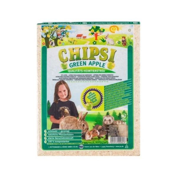 CHIPSI BEDDING 3.2kg