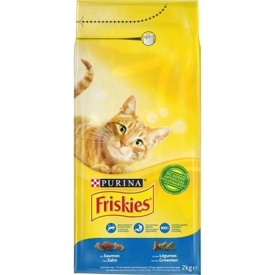PURINA FRISKIES TUNA 2KG