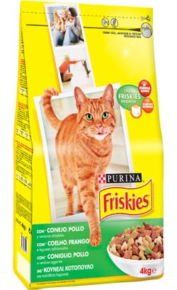 PURINA FRISKIES RABBIT AND CHICKEN 2KG
