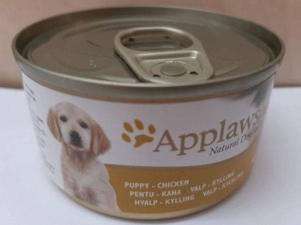 APPLAWS PUPPY CHICKEN 95gr