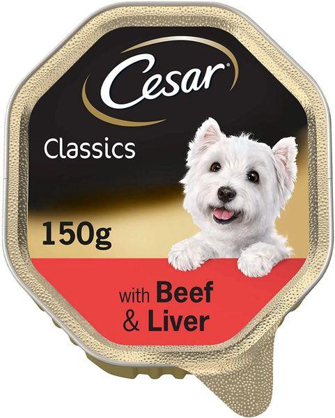 CESAR WET DOG FOOD - 150gr