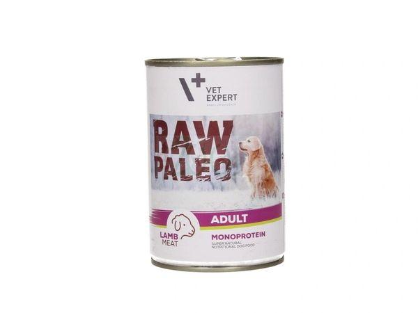 VET EXPERT RAW PALEO DOG FOOD - 400gr