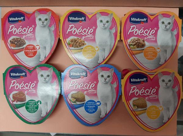 POESIE HEART FOILS 85gr