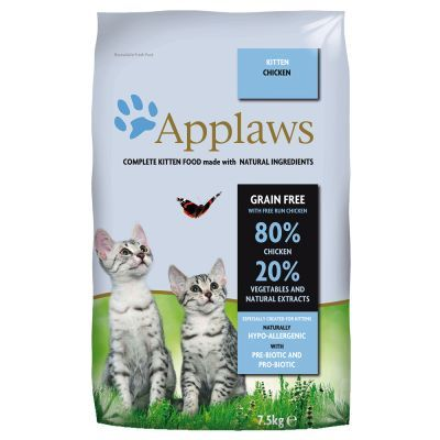 APPLAWS KITTEN CHICKEN AND VEGETABLES WITH NATURAL EXTRACTS