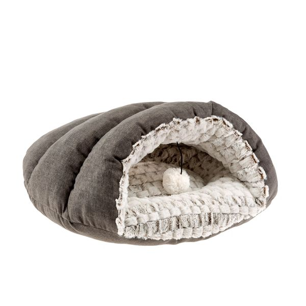 TUFLI - Cat bed made of soft eco-friendly fur