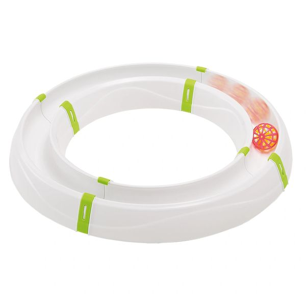 MAGIC CIRCLE - Modular cat toy with the shape of a route
