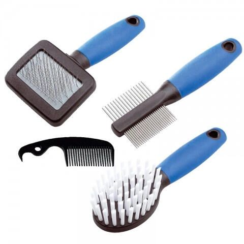 GRO 4998 - Grooming set for small animals