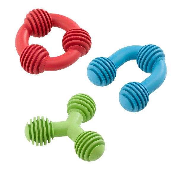 PA 6562 - Natural Rubber dental toy