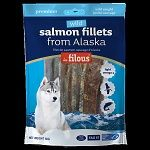 SALMON FILLETS FROM ALASKA 100-800