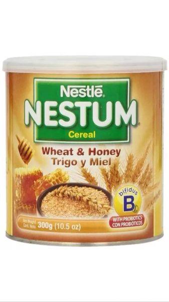 Nestle Nestum Wheat & Honey Cereal 10.5 oz