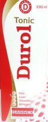DUROL TONIC (Iron/Liver/Vitamin) -Appetite Stimulant, 330 ml